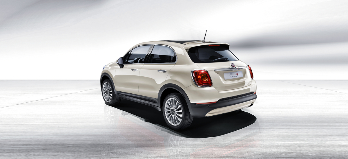 Der Mini SUV - Fiat 500X City Look