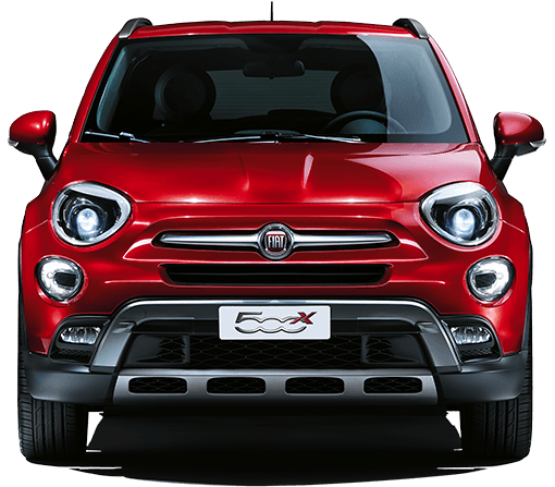 fiat 500x familie kompakt crossover mini suv modelle. Black Bedroom Furniture Sets. Home Design Ideas