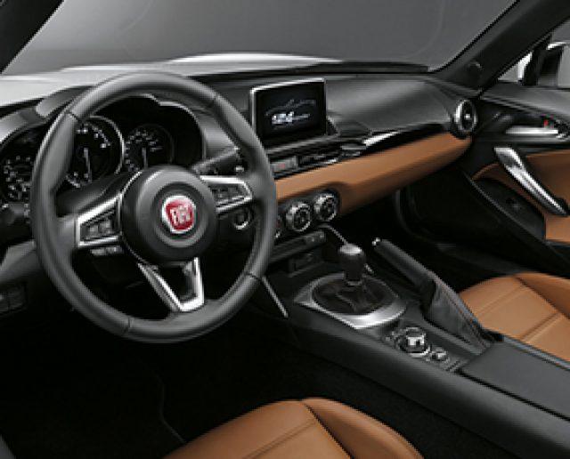 Fiat 124 Spider Roadster Cabrio Motoren Und Verbrauch
