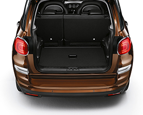 Geraumiges Familienauto Kaufen Fiat 500l Minivan