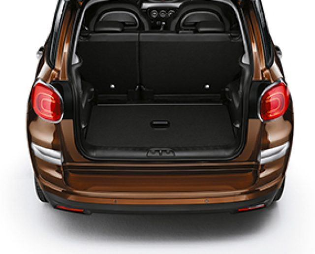 fiat 500x kofferraum auto bild idee. Black Bedroom Furniture Sets. Home Design Ideas