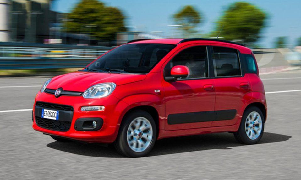 Fiat Deutschland News Panda Im Modelljahr 2017