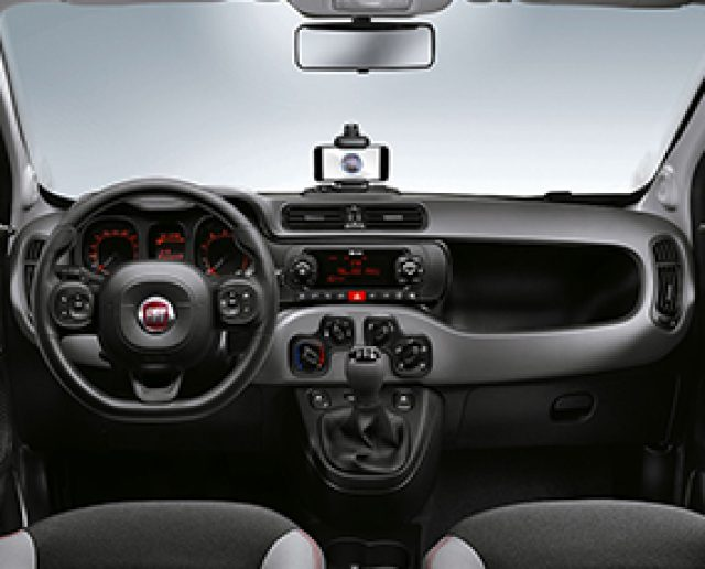 Kleines Offroad-Fahrzeug | Fiat Panda 4x4