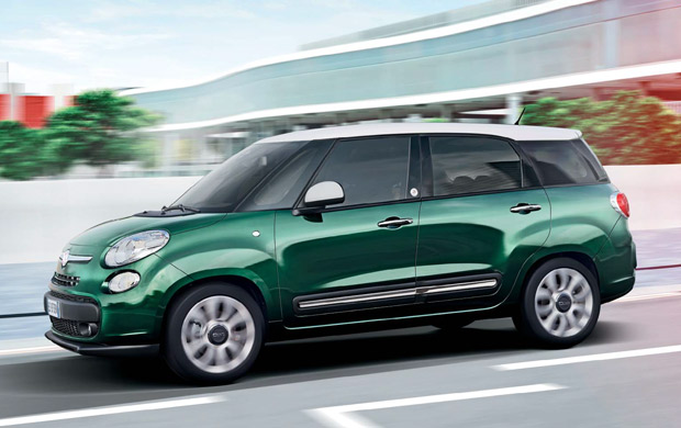 Fiat 500L Living Mini-SUV